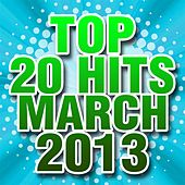 Top 20 Hits March 2013 by Piano Tribute Players