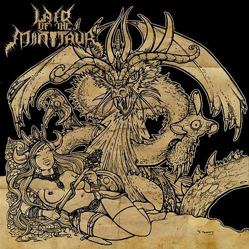 Godslayer by Lair of the Minotaur