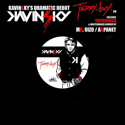 Teddy Boy - EP by Kavinsky