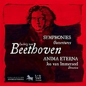Beethoven: Symphonies & Ouvertures, Vol. 3 by Anima Eterna Orchestra