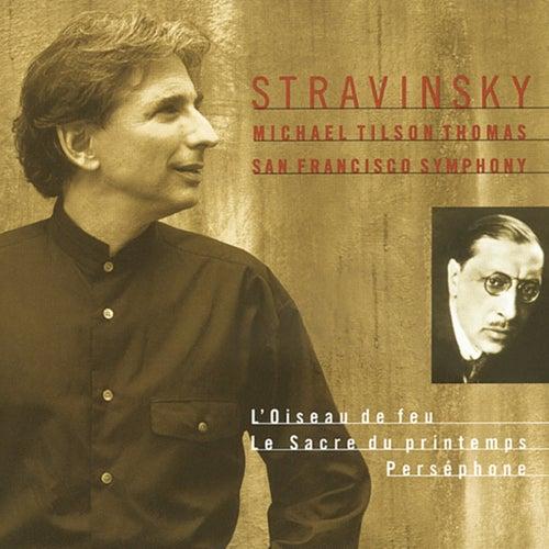 Play & Download L'Oiseau de Feu / Le Sacre du printemps Persephone by Igor Stravinsky | Napster