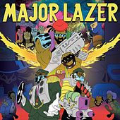 Free The Universe by Major Lazer