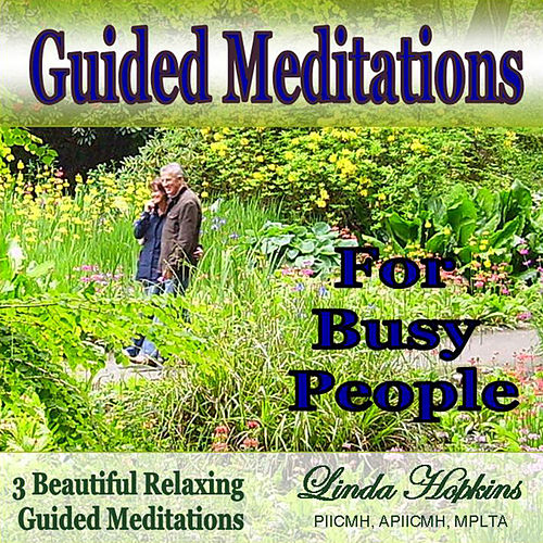 Guided Meditations for Busy People by Linda Hopkins