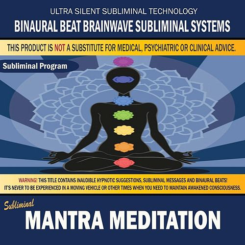Play & Download Mantra Meditation by Binaural Beat Brainwave Subliminal Systems | Napster