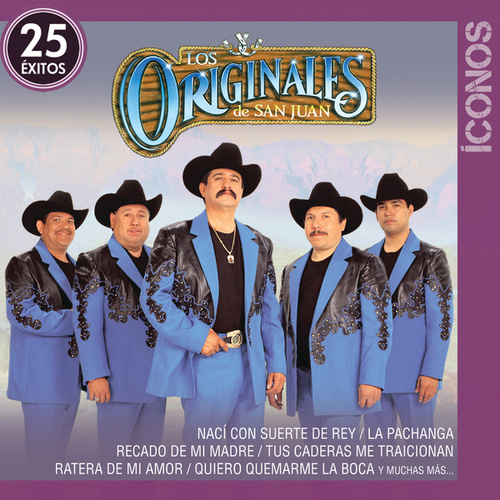 Play & Download Íconos 25 Éxitos by Los Originales De San Juan | Napster