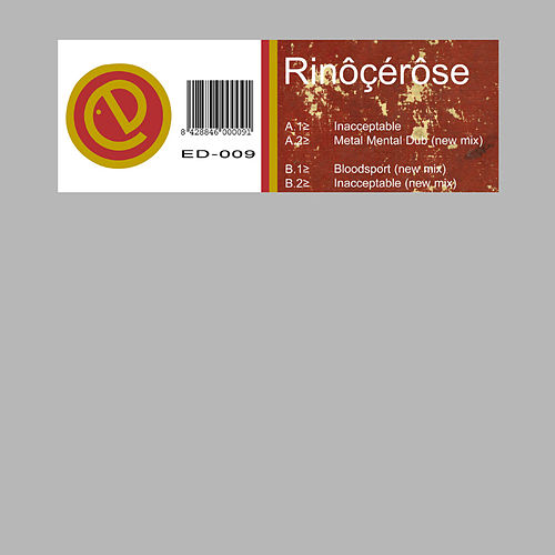 Play & Download Inacceptable by Rinocerose | Napster