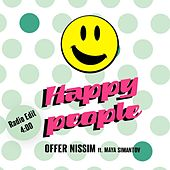 Play & Download Happy People by Offer Nissim | Napster