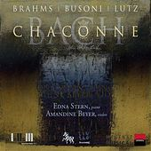 Play & Download Brahms, Busoni, Lutz & Bach: Chaconne by Various Artists | Napster