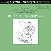 Beethoven: Violin Sonatas Nos. 9, 5, 8 by Arthur Rubinstein