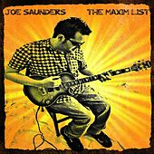 Play & Download The Maxim List by Joe Saunders | Napster