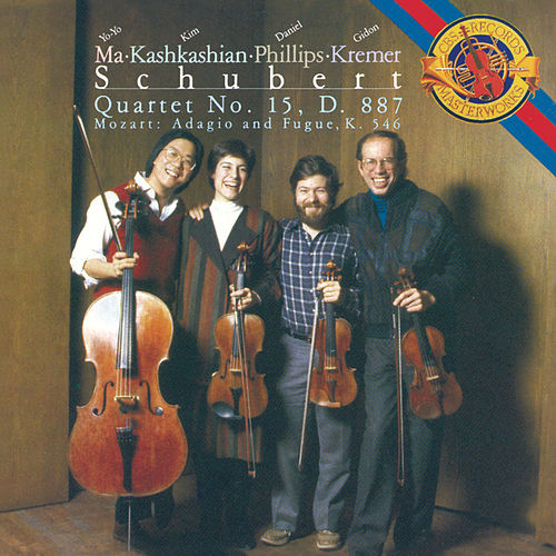 Play & Download Mozart: Adagio and Fugue in C Minor; Schubert: String Quartet No.15 (Remastered) by Yo-Yo Ma | Napster