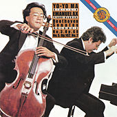 Beethoven: Cello Sonatas Nos. 3 & 5 (Remastered) by Yo-Yo Ma
