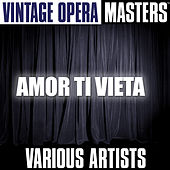 Play & Download Vintage Opera Masters: Amor Ti Vieta by Various Artists | Napster
