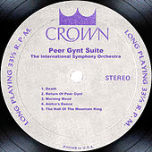 Play & Download Peer Gynt Suite by The International Symphony Orchestra | Napster