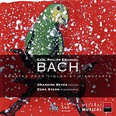 Play & Download C.P.E. Bach: Sonates pour violon et pianoforte by Amandine Beyer | Napster