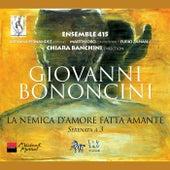 Bononcini: La Nemica d'Amore Fatta Amante by Adriana Fernandez