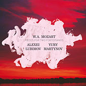 Play & Download Mozart: Pieces for 2 fortepianos by Alexei Lubimov | Napster