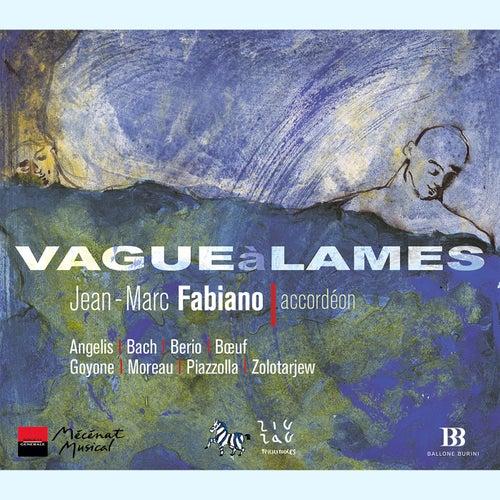 Vagues à Lames by Jean-Marc Fabiano