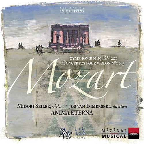Play & Download Mozart: Symphonie No. 29, K. 201 - Concertos pour violon Nos. 2 & 3 by Various Artists | Napster