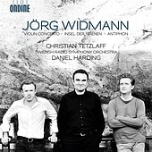 Play & Download Widmann: Violin Concerto - Antiphon - Insel der Sirenen by Various Artists | Napster