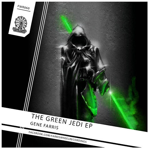 The Green Jedi by Gene Farris