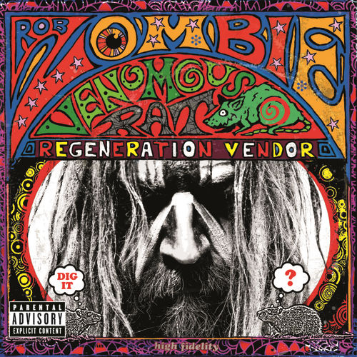 Play & Download Venomous Rat Regeneration Vendor by Rob Zombie | Napster