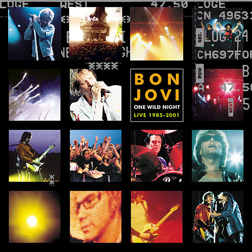 One Wild Night: Live 1985-2001 by Bon Jovi