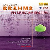 Brahms: Ein deutsches Requiem by Christiane Karg