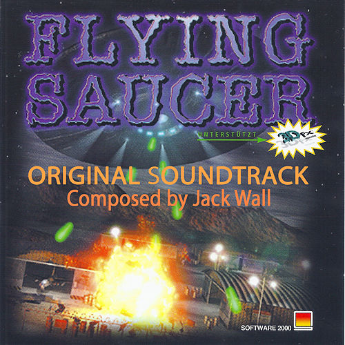 Play & Download Flying Saucer (Original Game Soundtrack) by Jack Wall | Napster