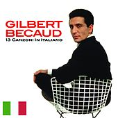 13 Canzoni in italiano by Gilbert Becaud