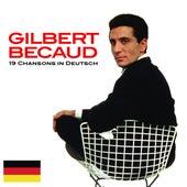 19 Chansons in Deutsch by Gilbert Becaud