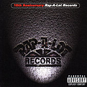 10th Anniversary: Rap-A-Lot Records by Various Artists