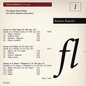 Play & Download Franz Schubert: The Major Piano Works (Les Oeuvres Majeures Pour Piano) by Anton Kuerti | Napster