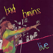 Play & Download Live by Bad Brains | Napster