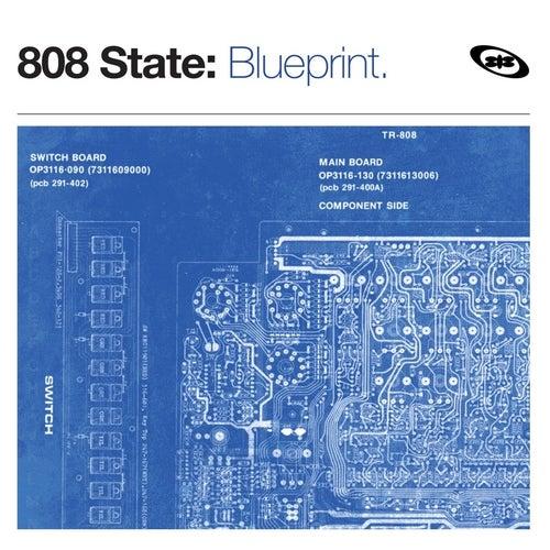 Blueprint (The Best Of) von 808 State