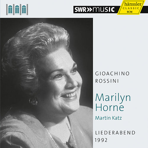 Play & Download Liederabend 1992 by Marilyn Horne | Napster