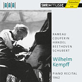 Play & Download Wilhelm Kempff: Piano Recital, 1962 by Wilhelm Kempff | Napster