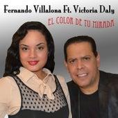 El Color De Tu Mirada (feat. Victoria Daly) by Fernando Villalona