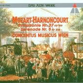 Play & Download Mozart : Symphony No.27 & Serenade No.5 by Nikolaus Harnoncourt | Napster
