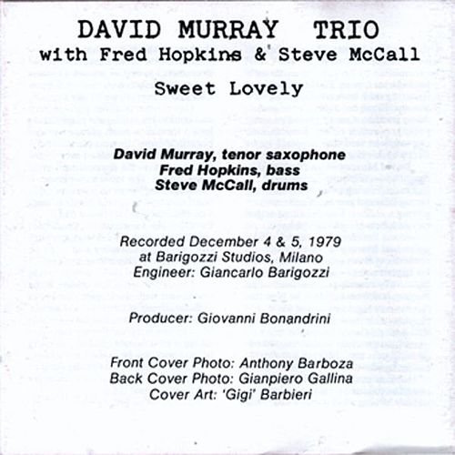 Play & Download Sweet Lovely by David Murray | Napster