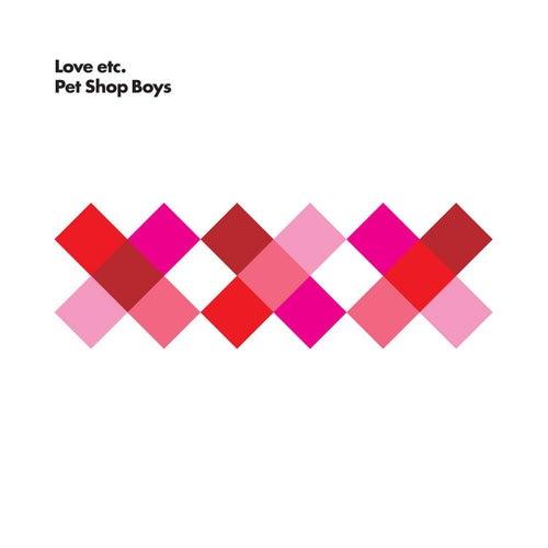 Love etc. de Pet Shop Boys