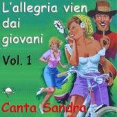 Play & Download L'allegria vien dai giovani, Vol. 1 by Sandra | Napster