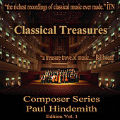 Play & Download Classical Treasures Composer Series: Paul Hindemith, Vol. 1 by Various Artists | Napster