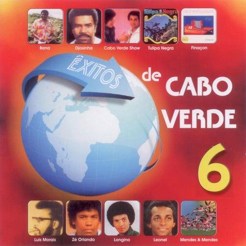 Exitos De Cabo Verde, Vol. 6 by Various Artists