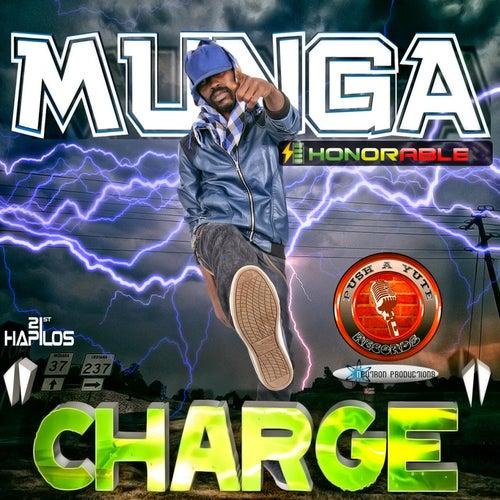 Charge - Single by Munga