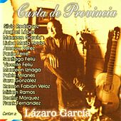 Carta De Provincia by Various Artists