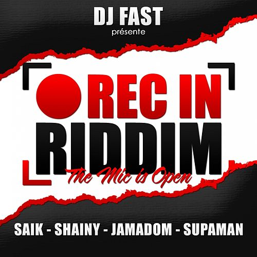 Play & Download Rec in Riddim (The Mic Is Open) by Various Artists | Napster