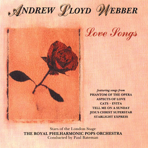 Love Songs by Andrew Lloyd Webber