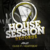 Play & Download Click It / Heartbeat by Jolly | Napster