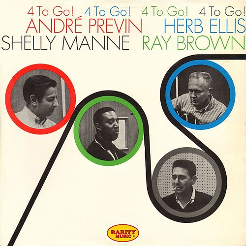 Play & Download 4 to Go! by Andre Previn | Napster